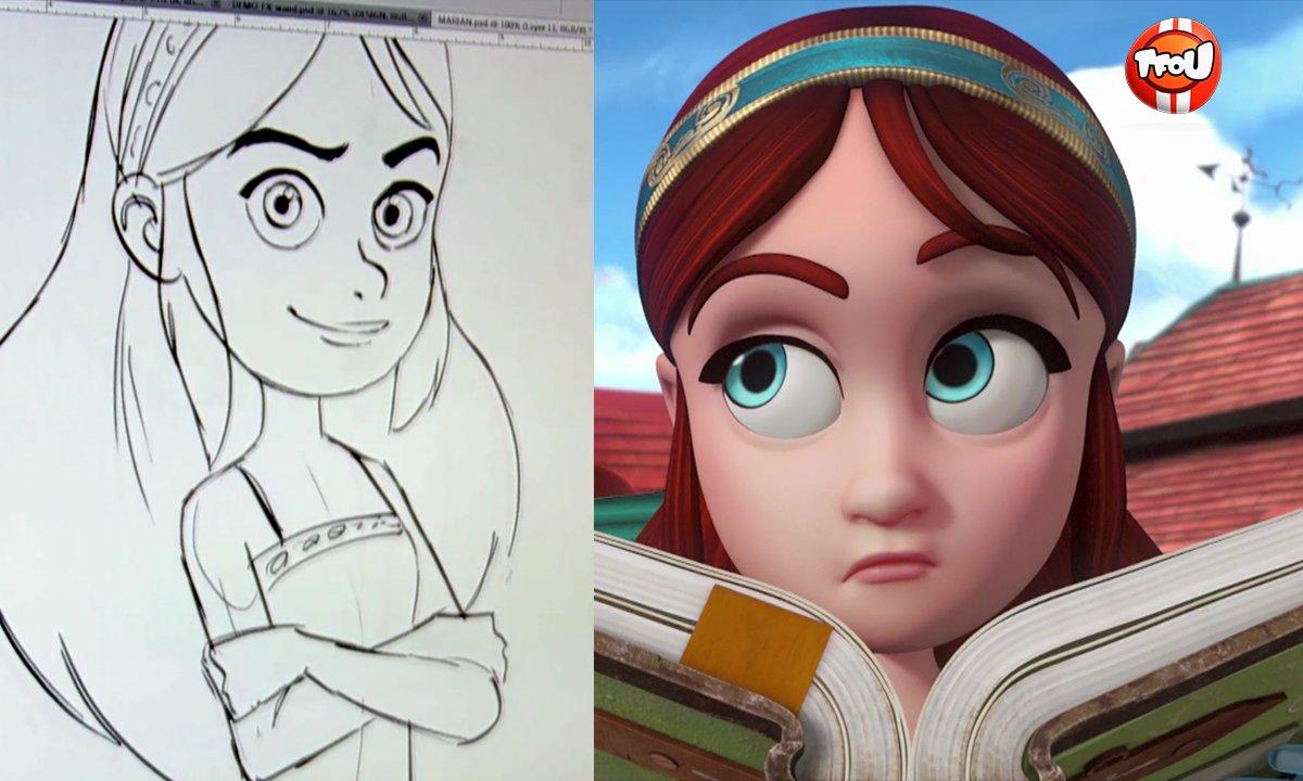 Apprends à dessiner Marianne