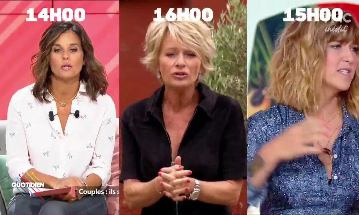 Temps maussade sur les après-midis de France 2