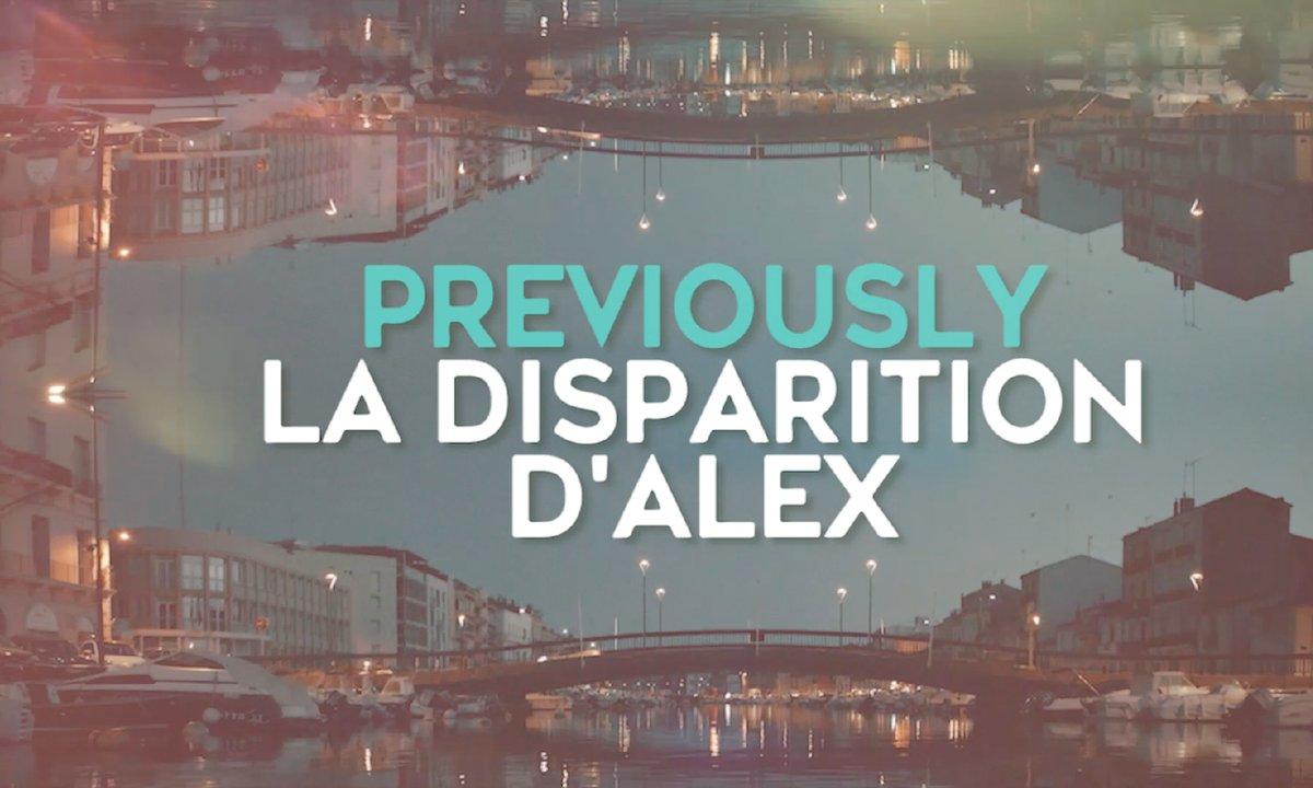 """Le résumé de l'intrigue """"La disparition d'Alex"""""""