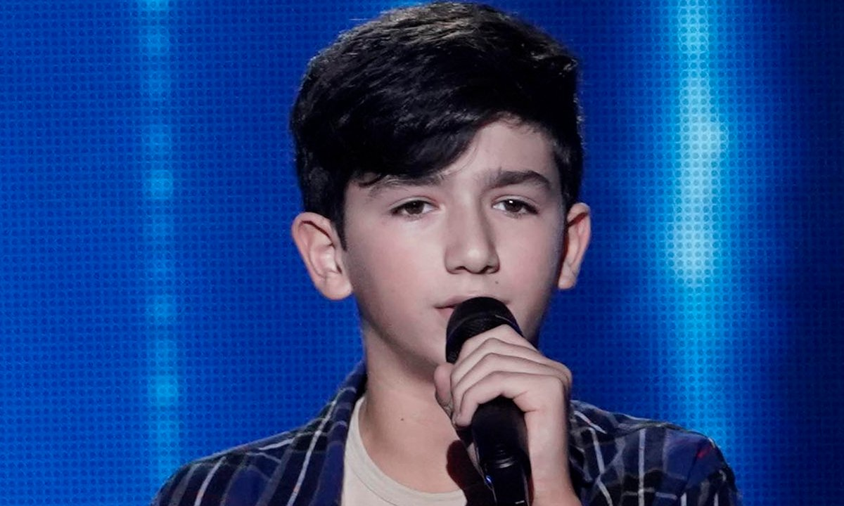"The Voice Kids 2020 - Arieh chante ""Always remember us this way"" de Lady Gaga"