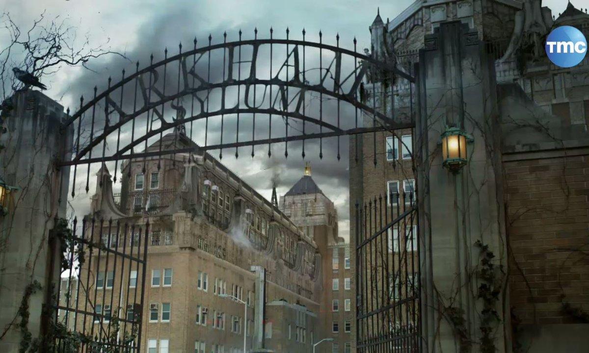 Arkham, le sombre asile au cœur de Gotham