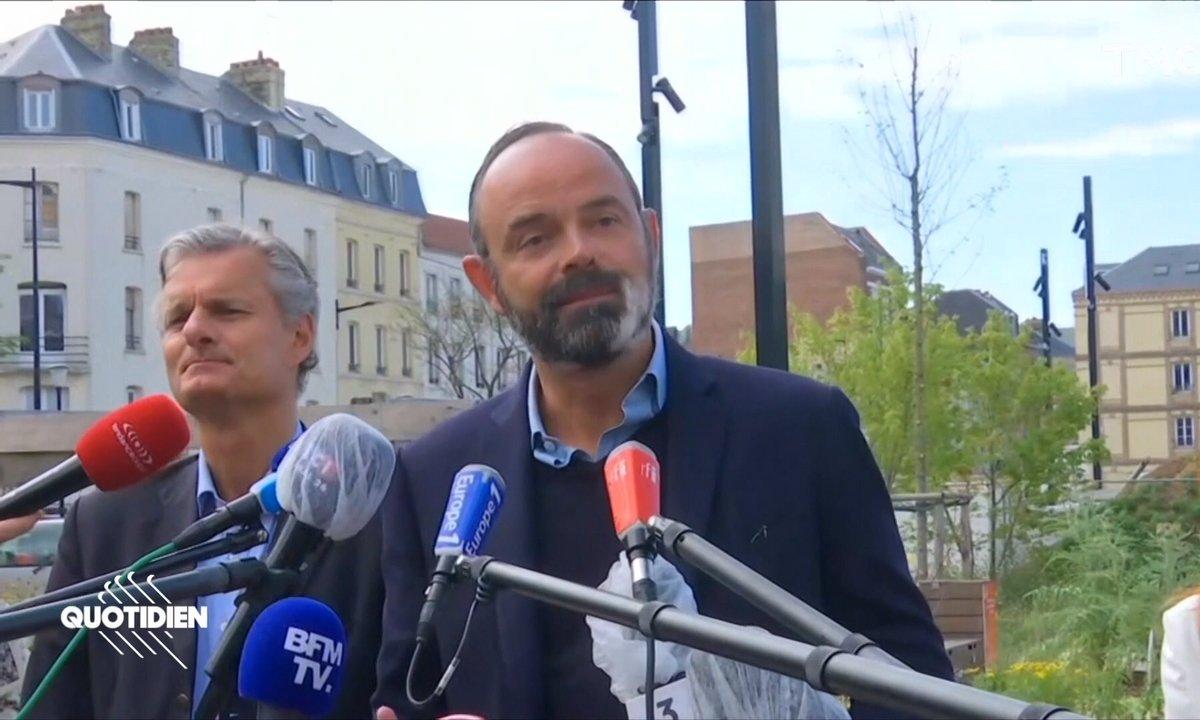 Arrêtez de confondre le Premier ministre et le candidat à la mairie du Havre