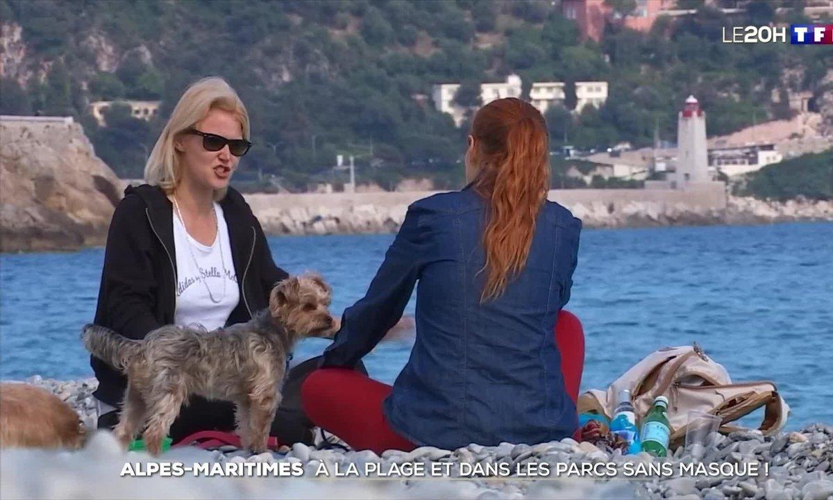 Assouplissement du port du masque : les Alpes-Maritimes respirent