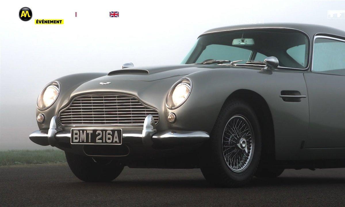 """James Bond : Les coulisses des cascades de """"No Time to Die"""""""