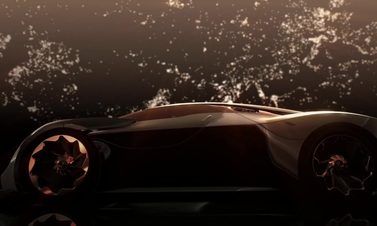 Aston Martin DP-100 Vision Gran Turismo : présentation officielle