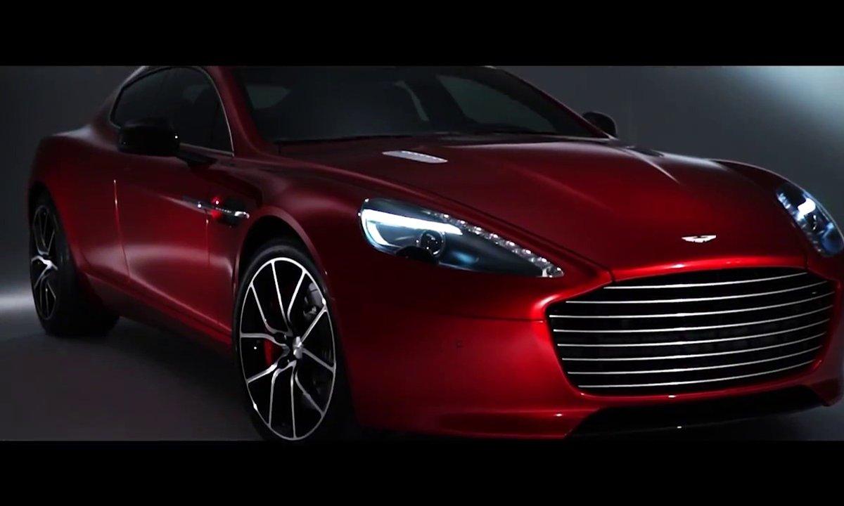 CES 2016 : Aston Martin et LeTV dévoile un tableau de bord