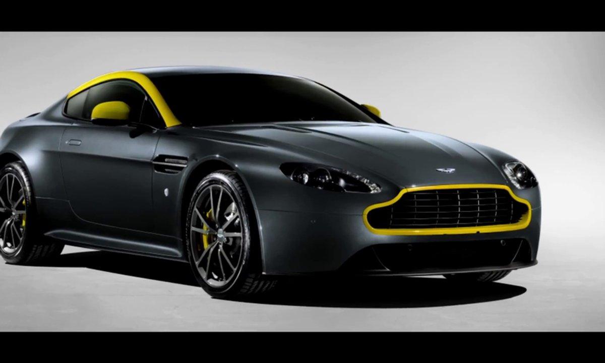 Aston Martin V8 Vantage N430 2014 : en présentation officielle