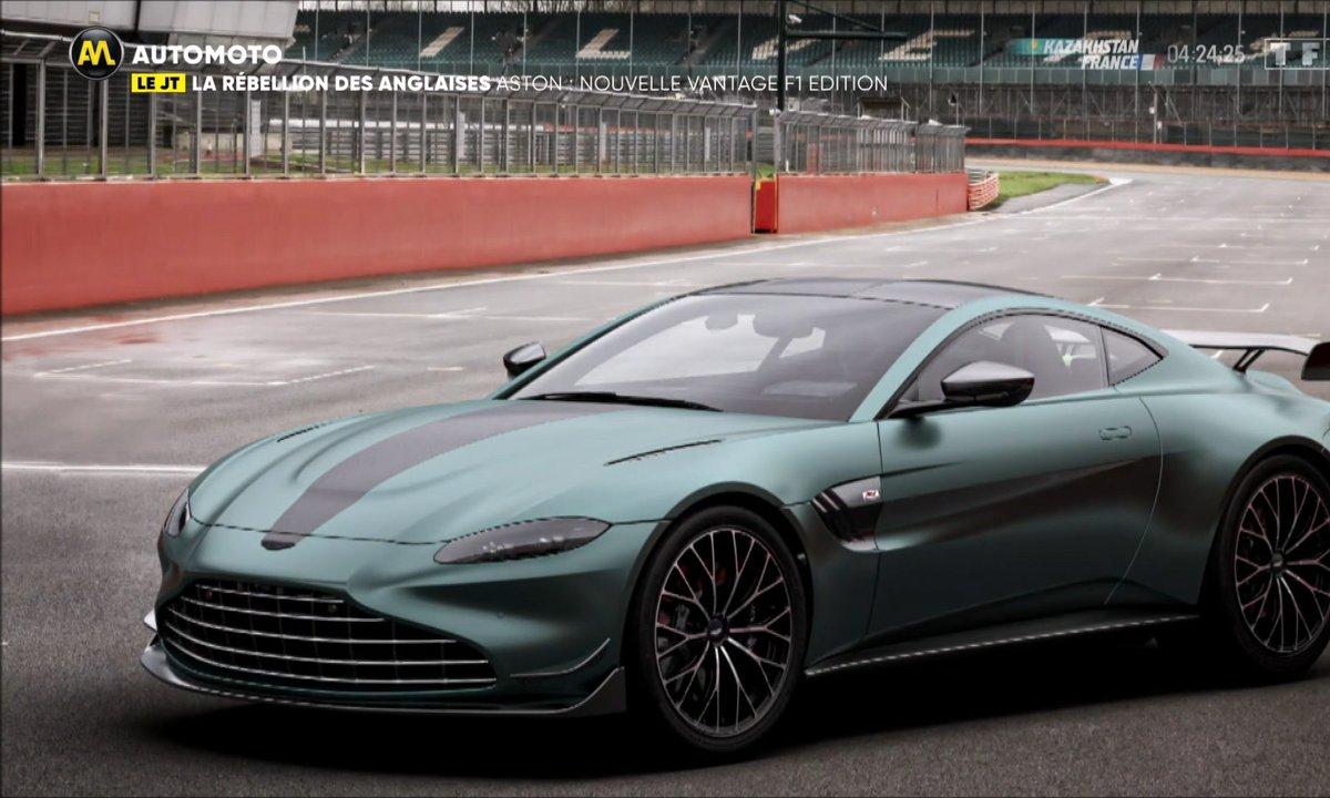 VIDEO - Un point commun entre James Bond et Lewis Hamilton ?