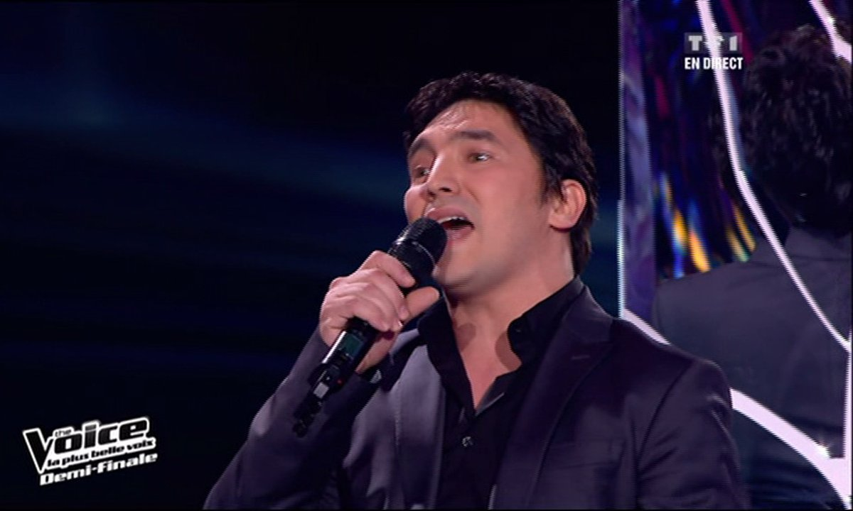 Atef - Hallelujah (Leonard Cohen) (saison 01)