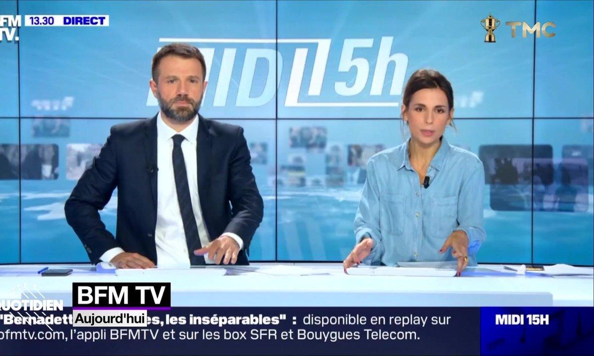 Attaque au couteau à Paris : prudence dans les chaînes d'infos