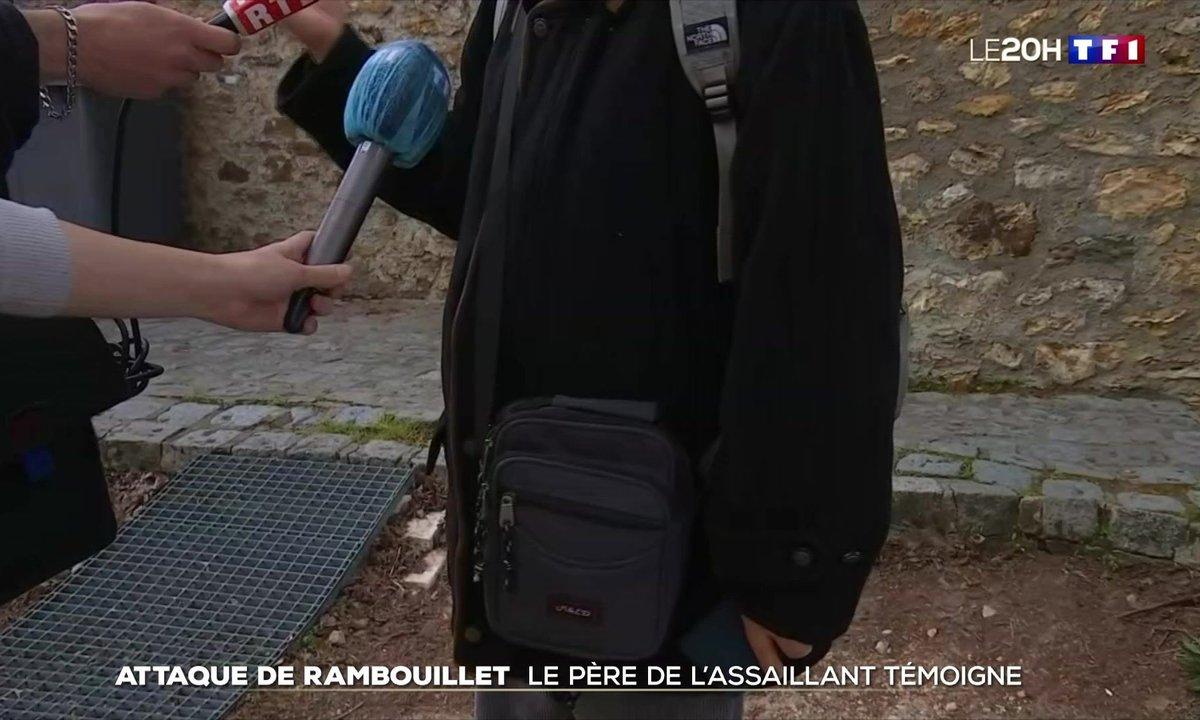 Attentat de Rambouillet : le père de l'assaillant témoigne