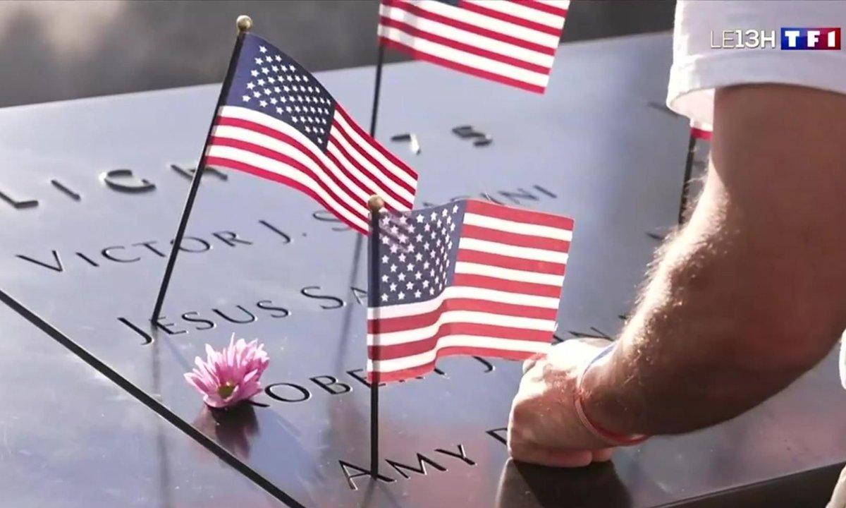 Attentats du 11-septembre : 20 ans après, l'Amérique se souvient