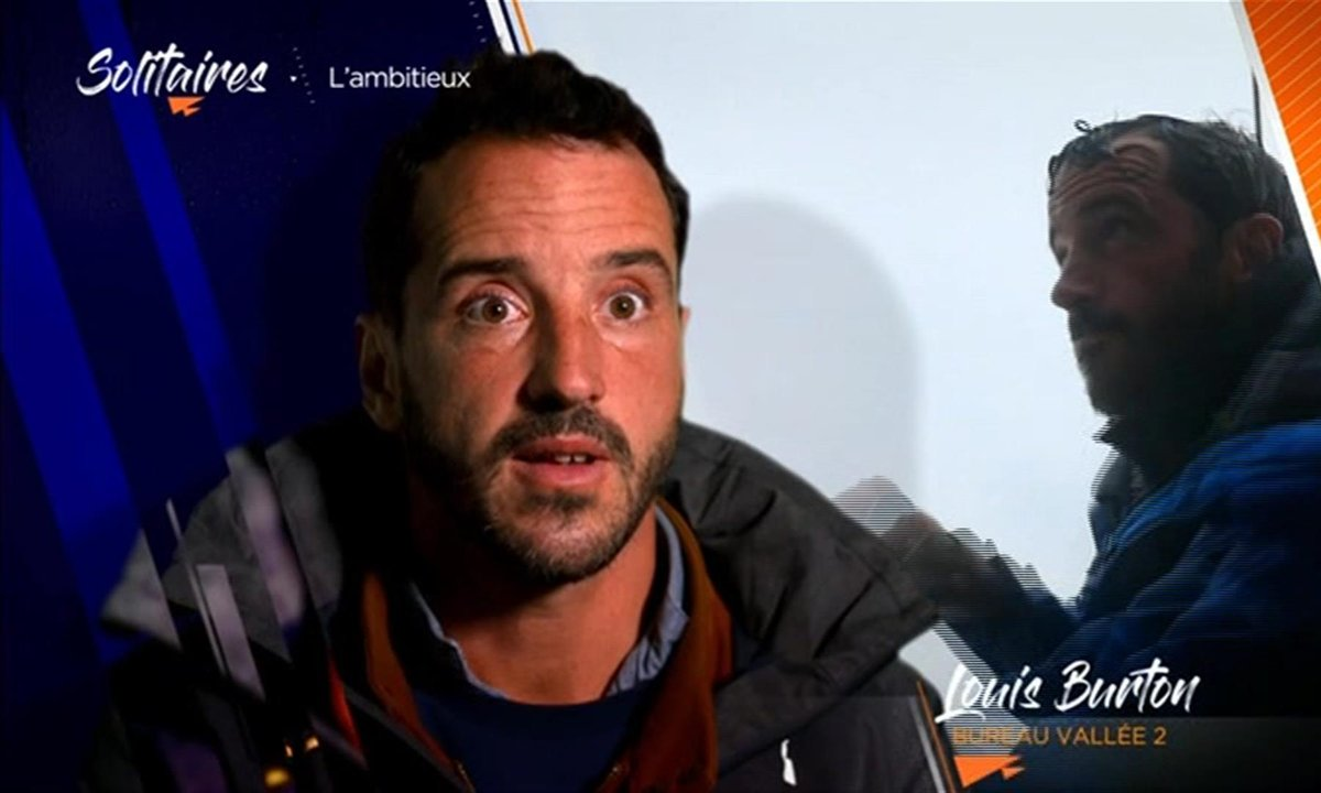 Au cœur du Vendée Globe J61 : Louis Burton, l'ambitieux