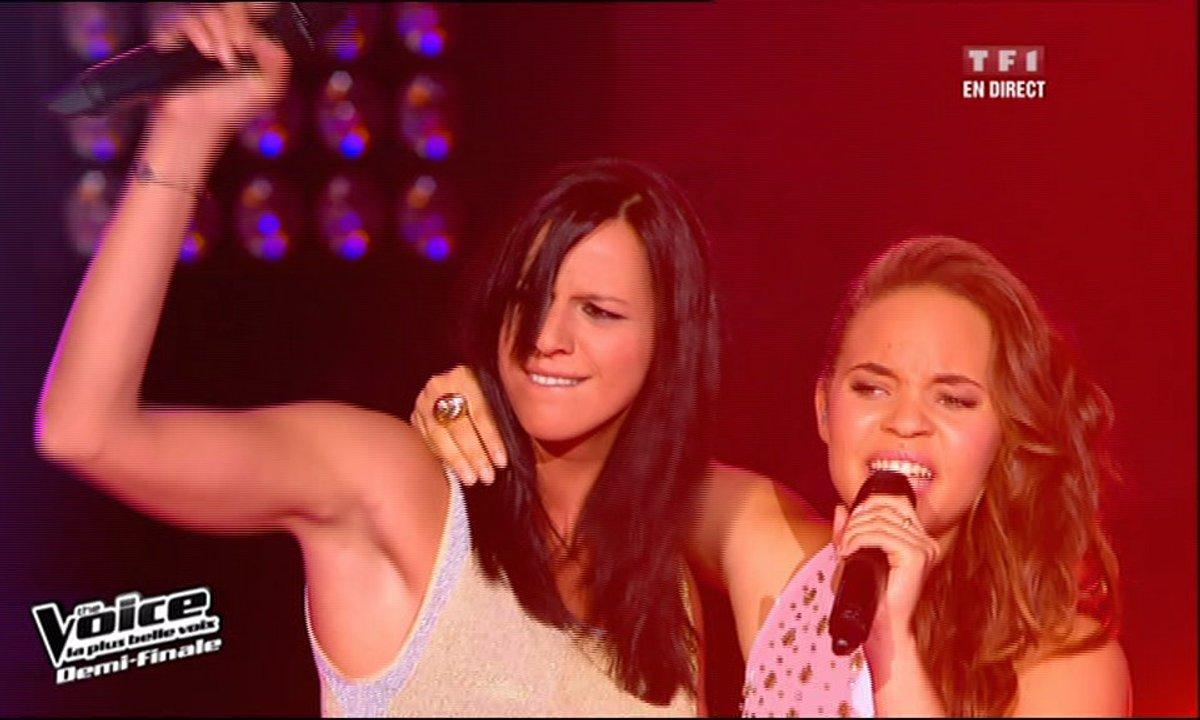 Rubby & Aude Hennevile - I Kissed a Girl (Katy Perry) (saison 01)
