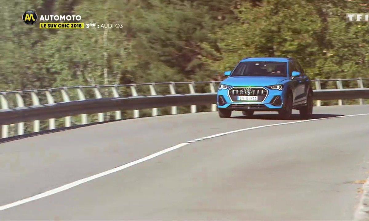 Le SUV chic 2018 : le Jaguar I-Pace en deuxième position