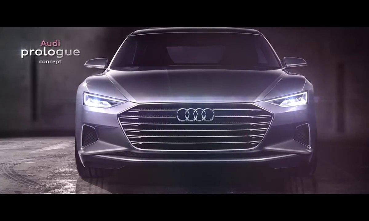 Rétrospective de l'année 2014 par Audi