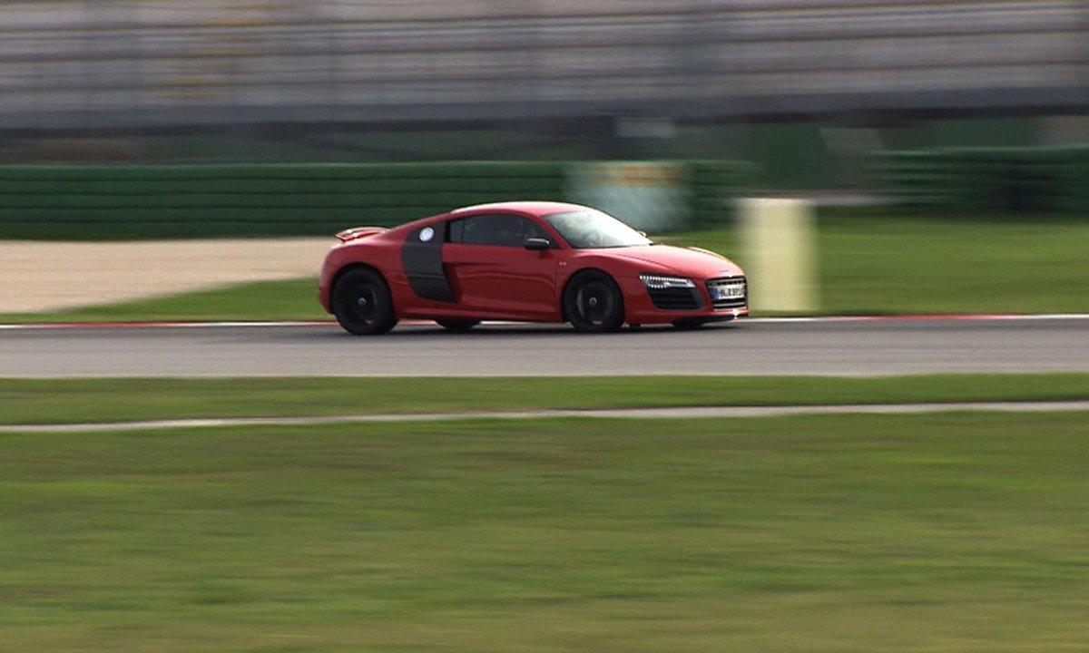 Essai vidéo - Exclu : Audi R8 V10 plus, encore plus ultime ?