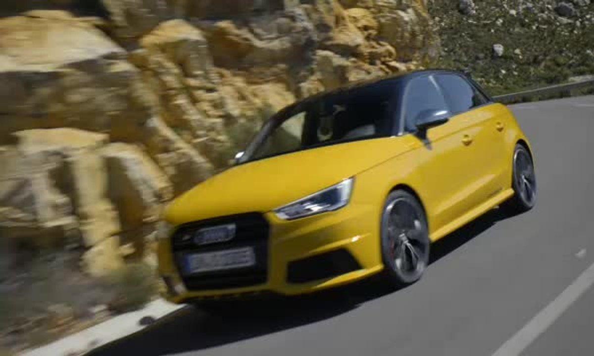 Audi S1 2014 : présentation officielle