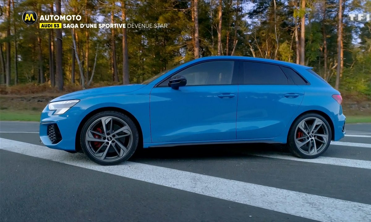 Audi S3 : la première compacte sportive premium