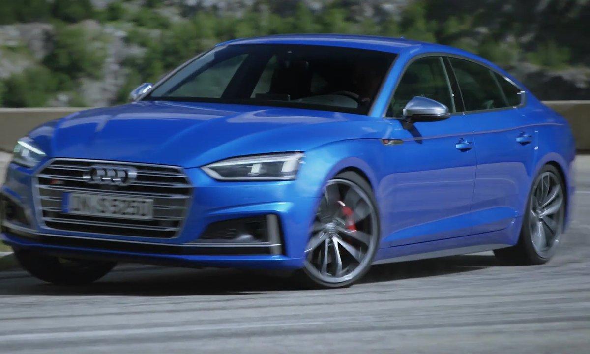 Audi A5 Sportback 2017 : présentation officielle