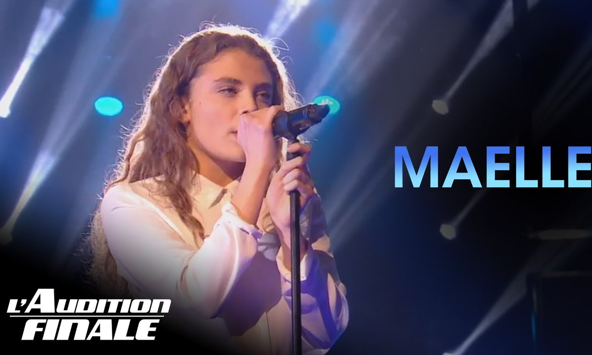 "Maëlle - ""Wicked game"" (Chris Isaak)"