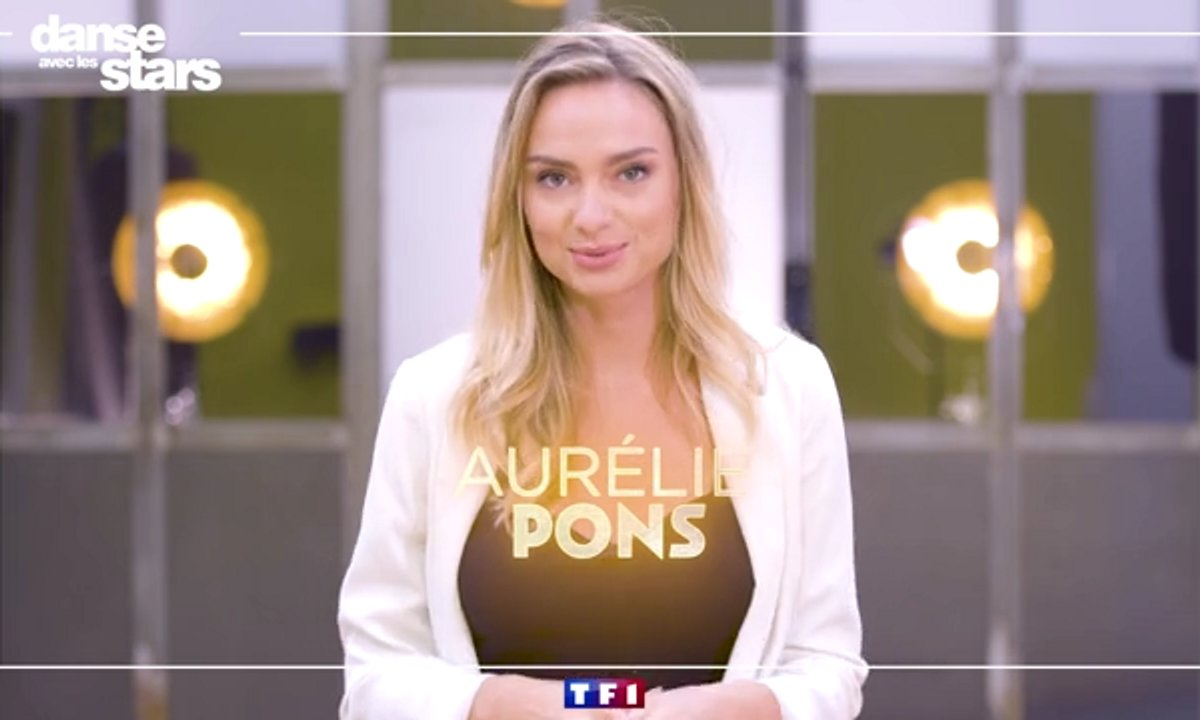 """Danse avec les stars - Aurélie Pons : """"Je ne vais rien lâcher..."""""""