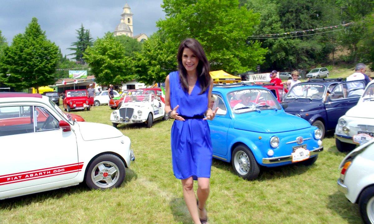 Teaser : le plus grand rassemblement de Fiat 500