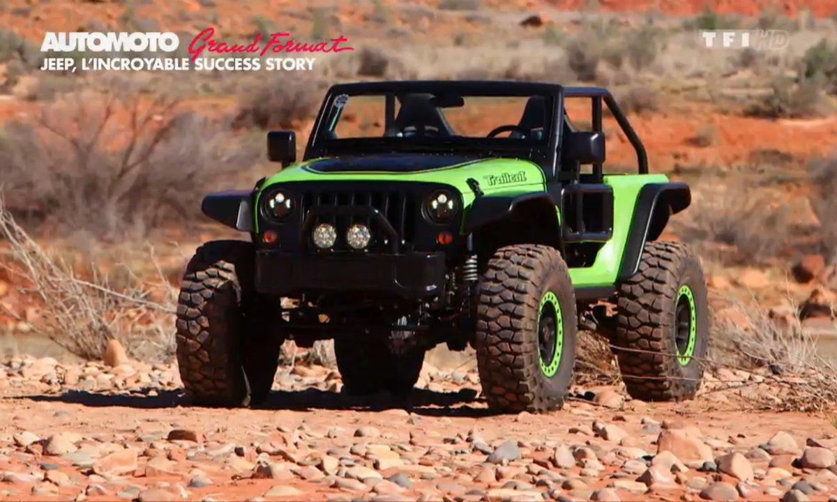 Grand Format - Exclusif : Jeep prépare l'avenir