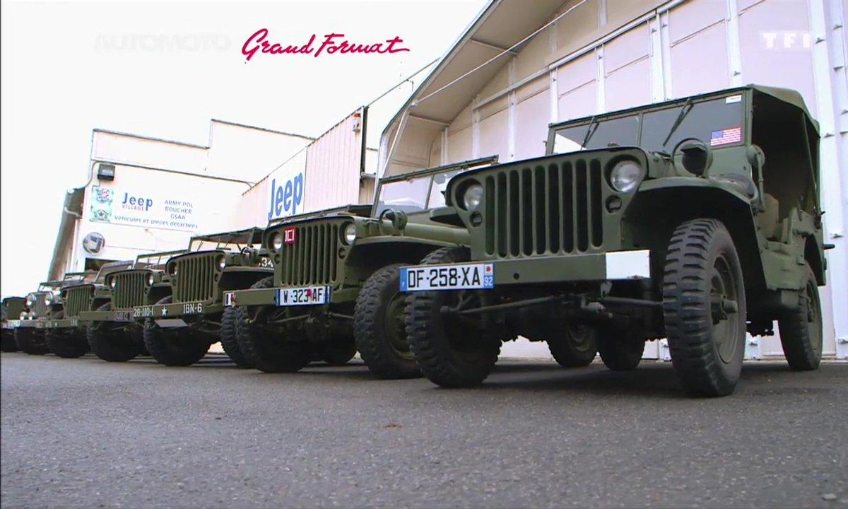 Grand Format : Jeep, 75 ans et un succès continu