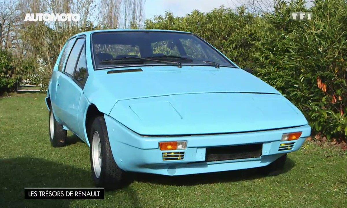 Exclusif - Trésors de Renault : un concept-car de 1978 jamais vu !