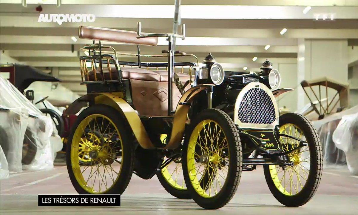 Trésors de Renault : la Type A de 1898, première voiture de la marque