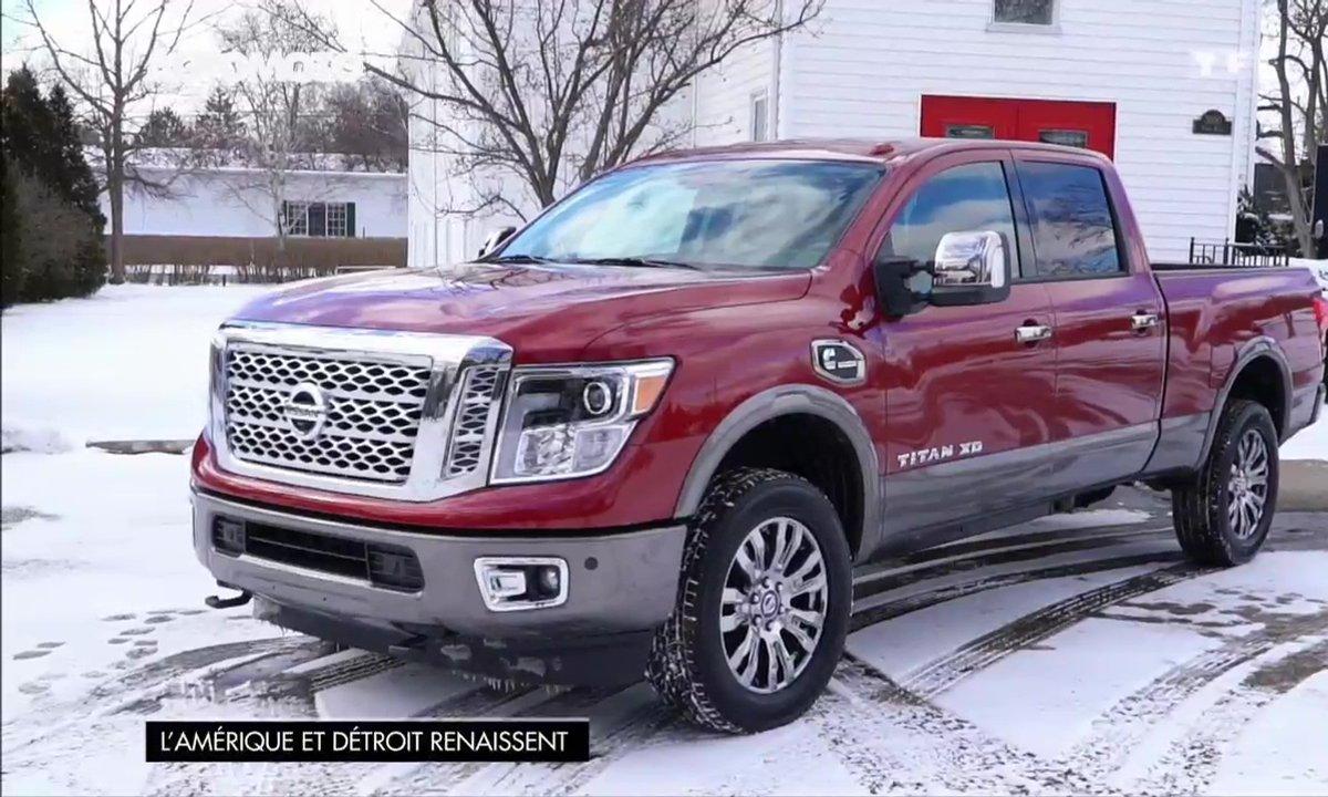 Essai vidéo : Nissan Titan XD 2016, pickup monstrueux en terre américaine