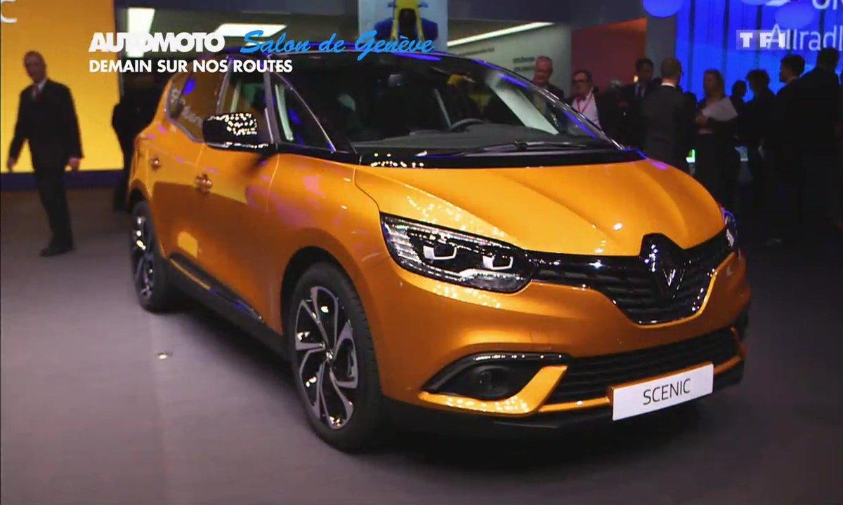 Les voitures essentielles du Salon de Genève 2016