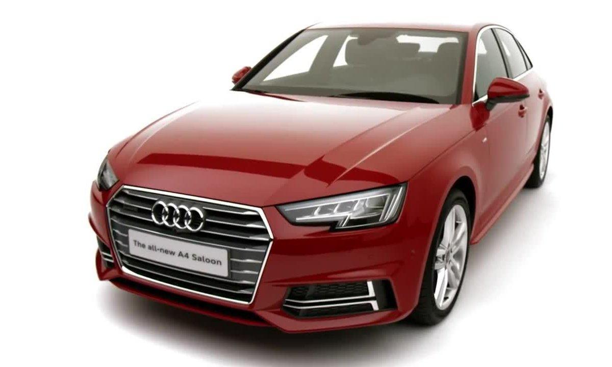 Audi A4 2015 : nouvelle présentation officielle