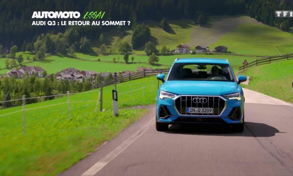 Essai - Audi Q3 : Le retour au sommet ?