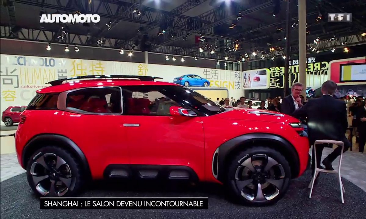 "Citroën Aircross : une version de série ""possible"" pour Carlos Tavares"