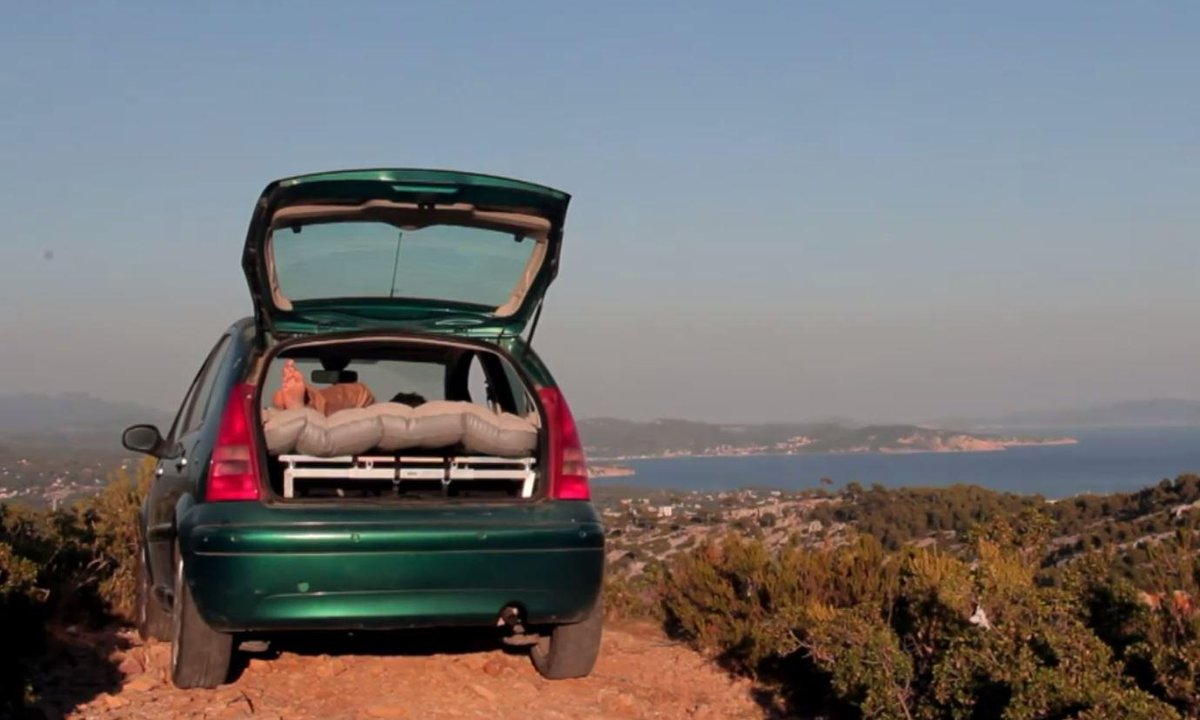 Bedcar : transformez votre voiture en lit nomade !