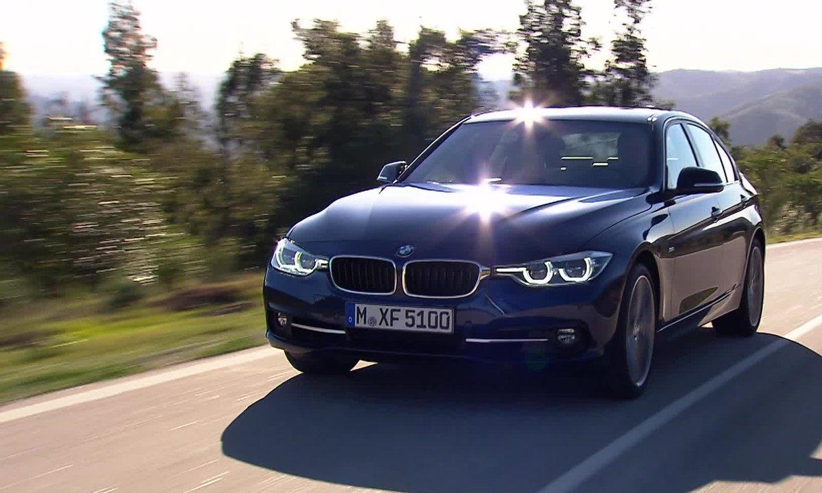 BMW Série 3 2015 : présentation officielle