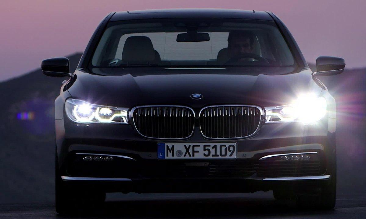BMW Série 7 2015 : présentation officielle