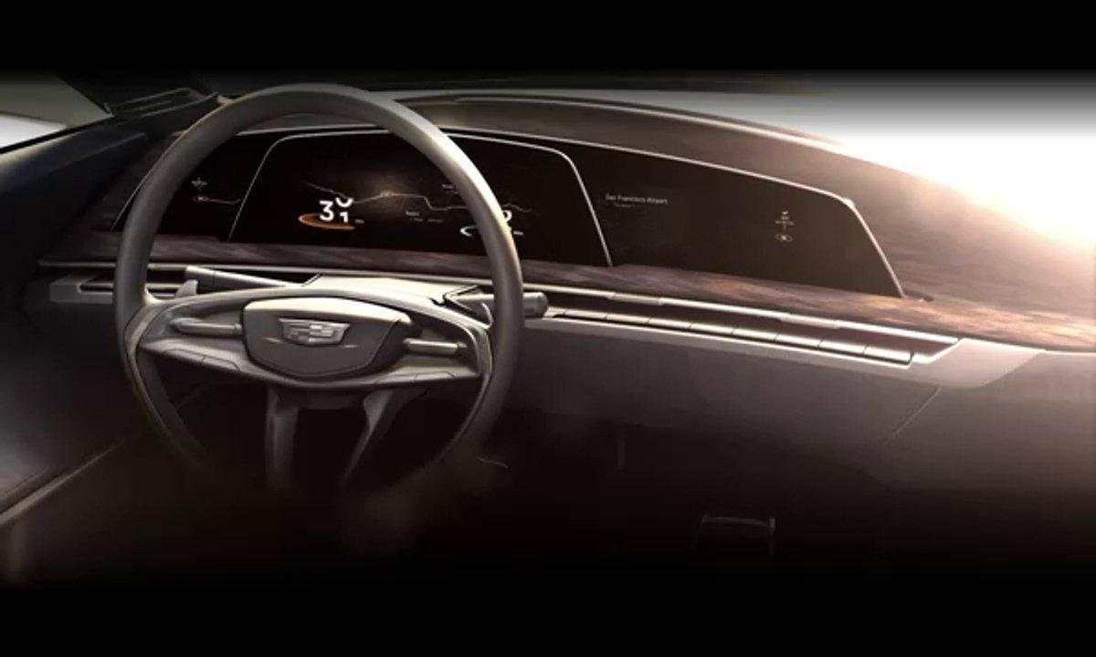 Cadillac tease son concept pour Pebble Beach