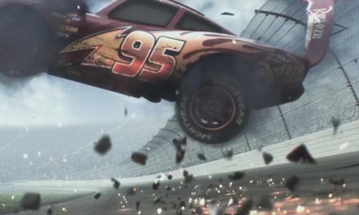 Cars 3 : Le teaser officiel du film
