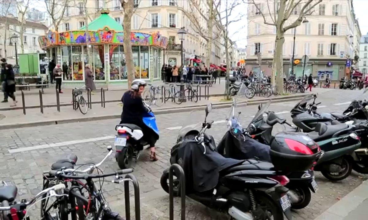 Cityscoot : des scooters électriques en libre-service