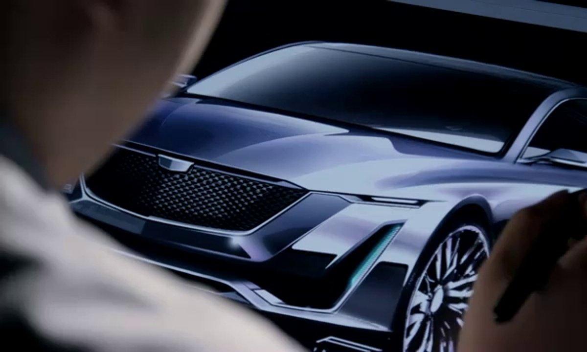 Le concept Cadillac Escala en vidéo officielle
