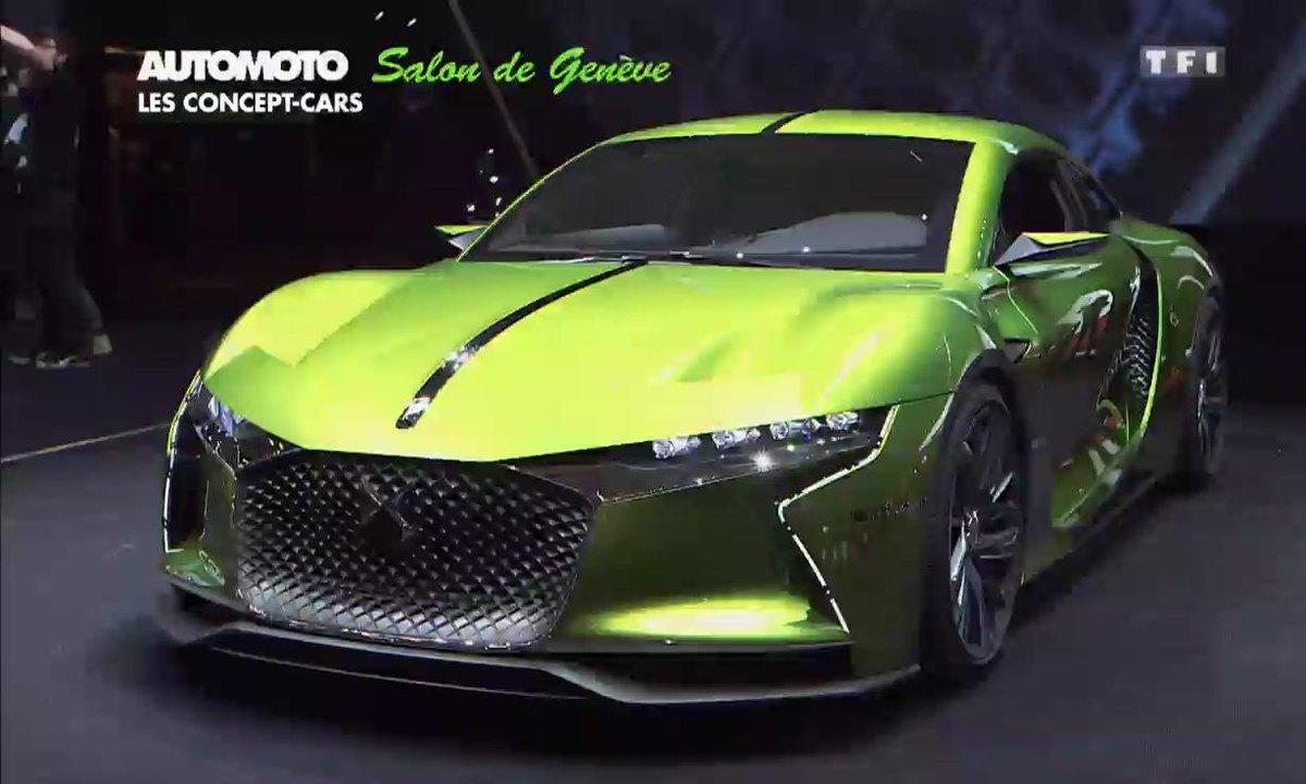 Les Concept-Cars du Salon de Genève 2016