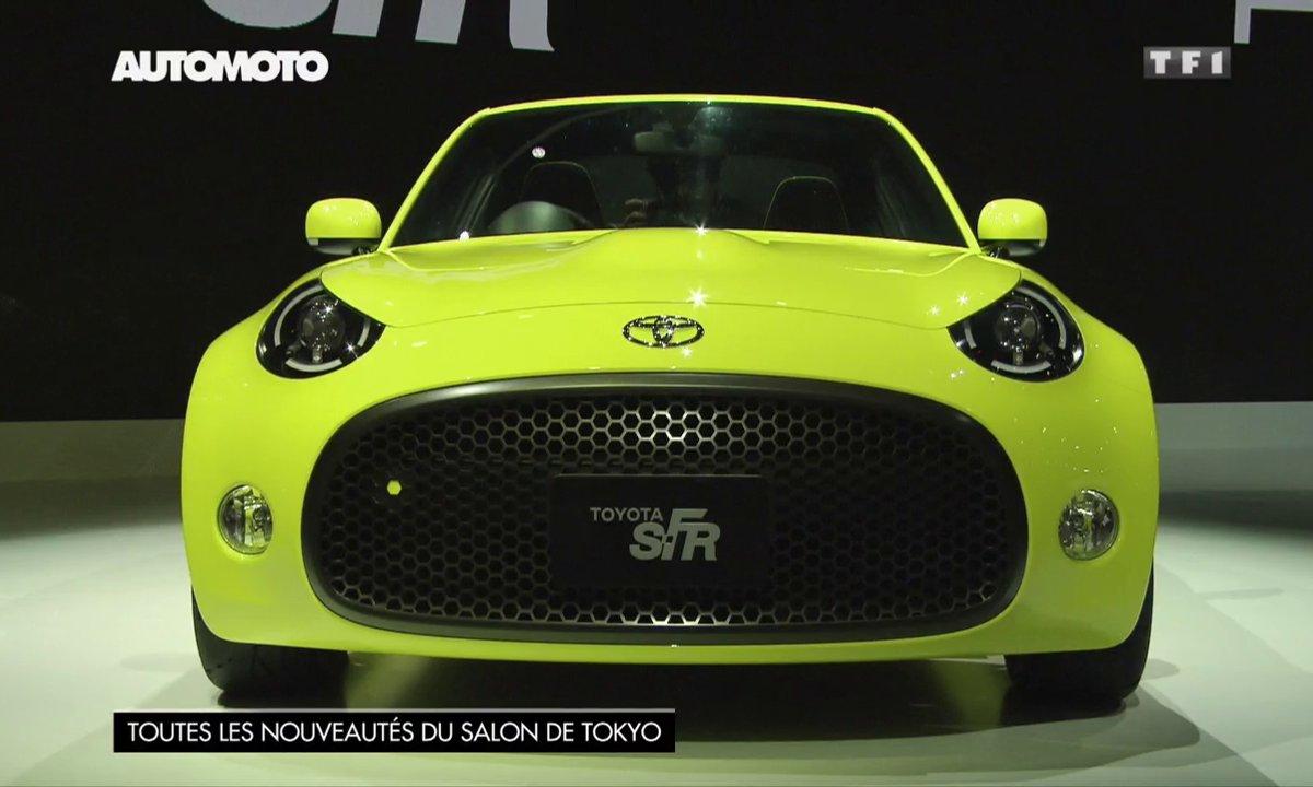 Les concepts de kei-cars du Salon Automobile de Tokyo 2015