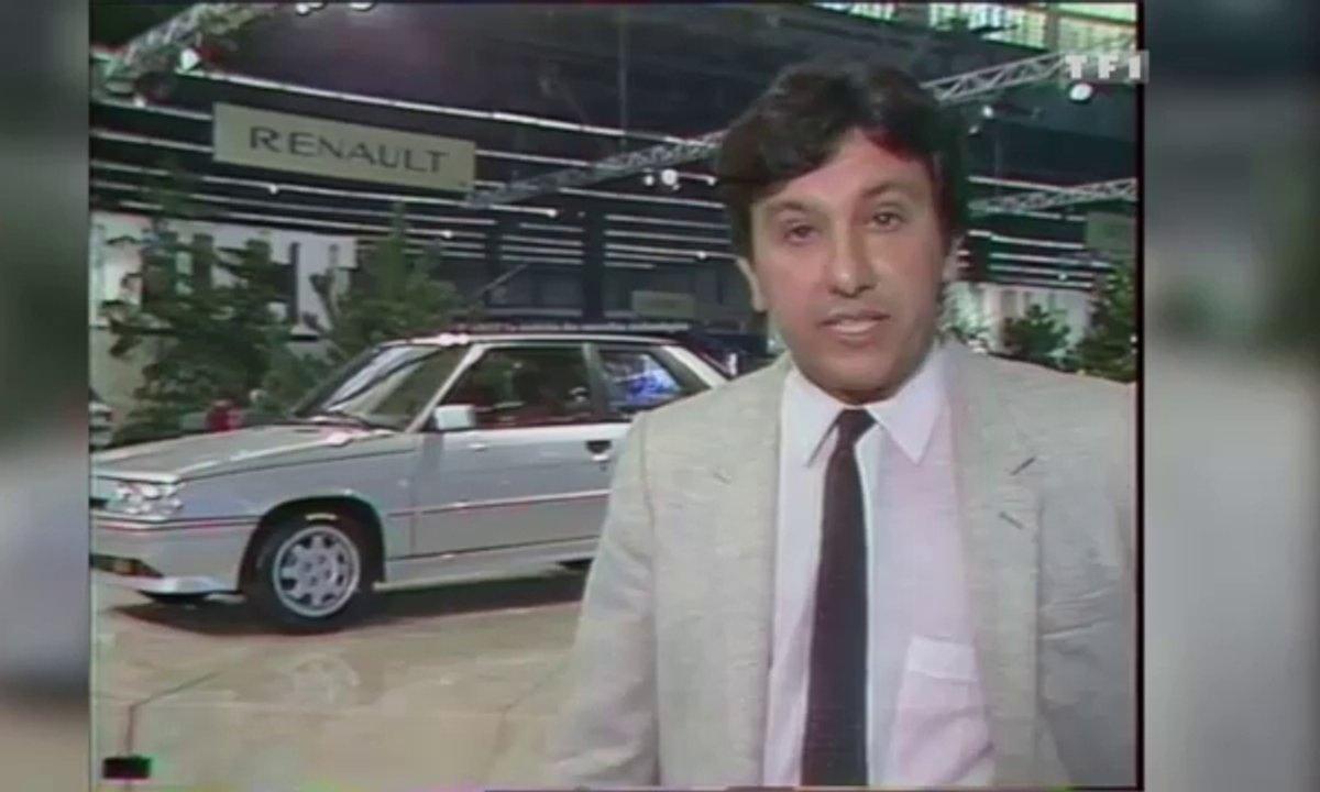 Les Concepts du Mondial de l'Auto – Automoto 10 octobre 1986