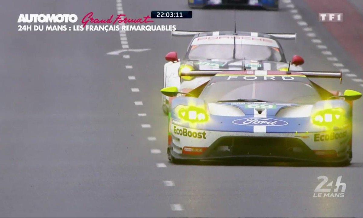 Grand Format : Les Français des 24 Heures du Mans 2016