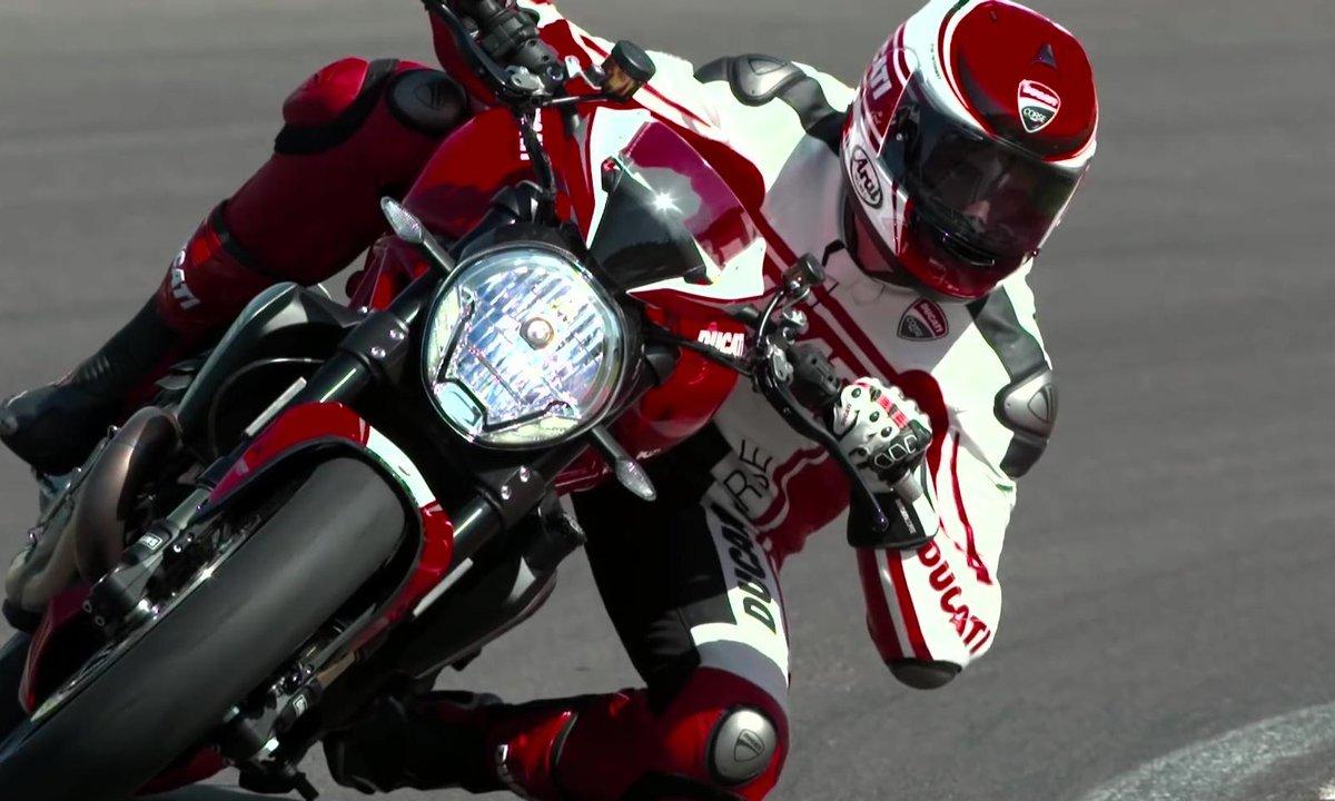 Ducati 1200 Monster R 2016 : présentation officielle
