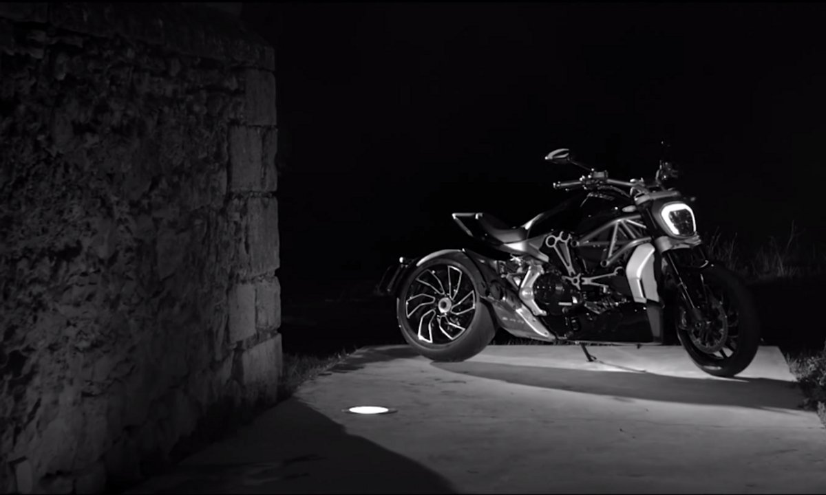 Ducati XDiavel 2016 : présentation officielle