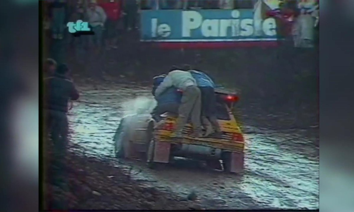 Emission Automoto du 3 janvier 1987